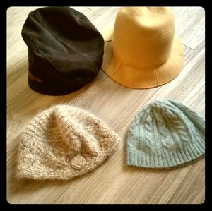 Hats (4 total)